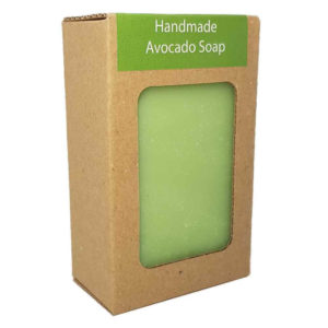 Avocado Soap for Shower