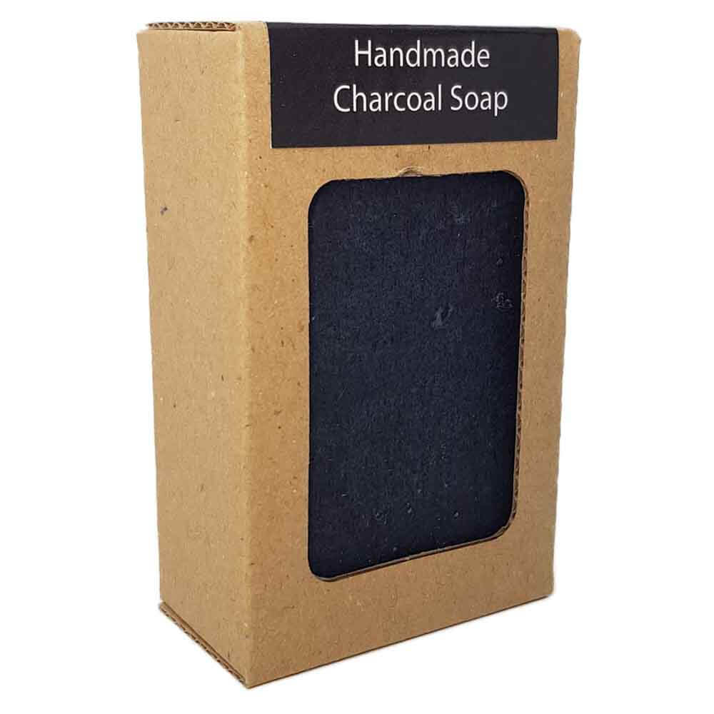 High quality charcoal soap from Austria