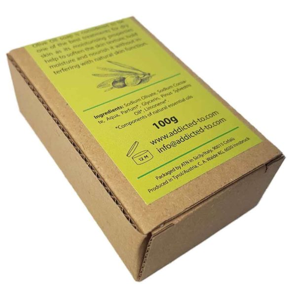 Olive Soap 100g for Body