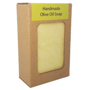 Olive Oil Soap made by hand in Austria