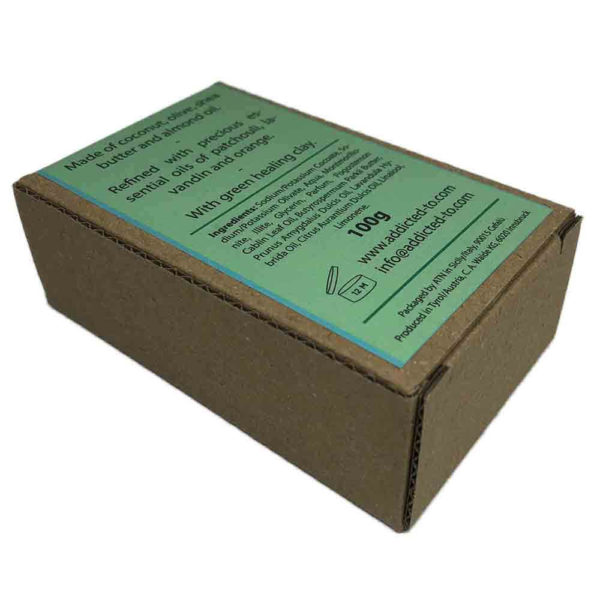 Healing clay products soaps