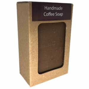 coffee soap handmade organic