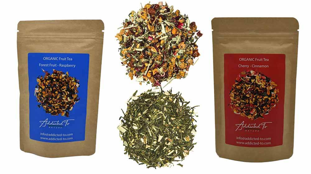 High quality organic tea from Germany